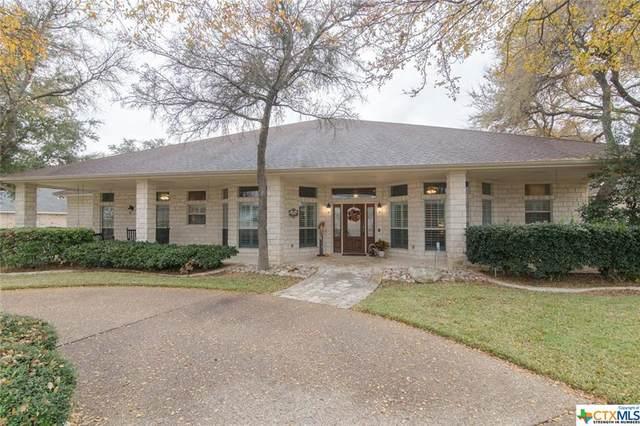 2506 Hester Way, Salado, TX 76571 (MLS #412203) :: The Real Estate Home Team