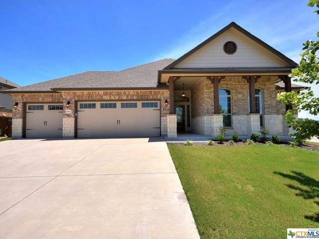 5817 Fenton Lane, Belton, TX 76513 (MLS #412213) :: Berkshire Hathaway HomeServices Don Johnson, REALTORS®