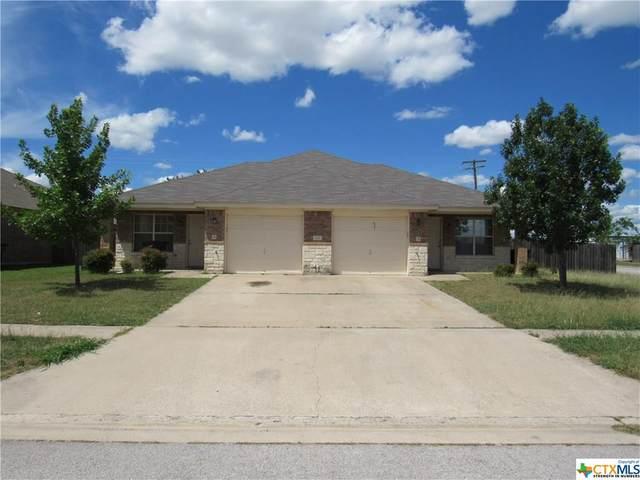 1211 Cinch Drive, Killeen, TX 76549 (#412217) :: First Texas Brokerage Company