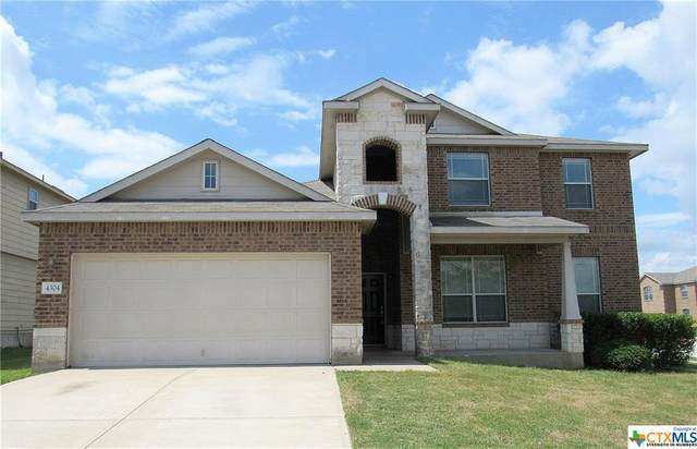 4304 Jack Barnes Avenue, Killeen, TX 76549 (#412228) :: All City Real Estate
