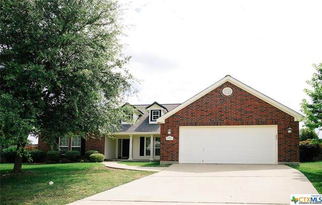 1013 Ravenwood Court, Temple, TX 76502 (MLS #412230) :: Berkshire Hathaway HomeServices Don Johnson, REALTORS®