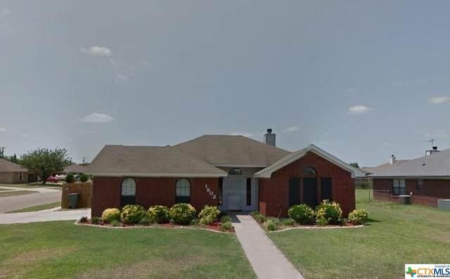 1802 Moonstone Drive, Killeen, TX 76549 (MLS #412248) :: RE/MAX Land & Homes