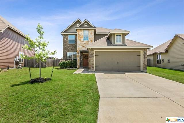 7813 Old Gate Road, Temple, TX 76502 (#412264) :: First Texas Brokerage Company