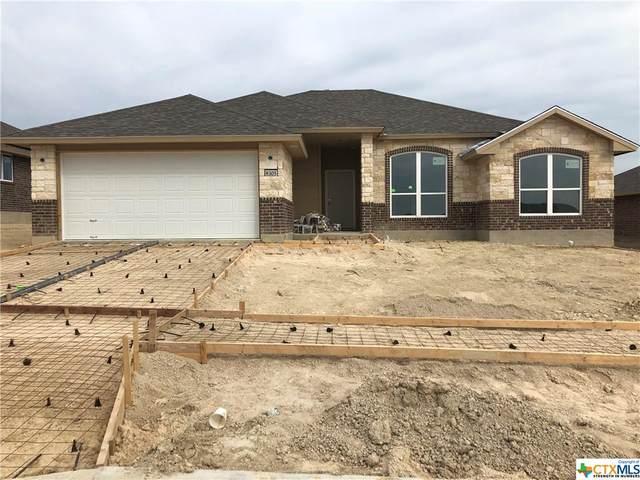 8305 Grayson Trail, Killeen, TX 76542 (MLS #412267) :: RE/MAX Land & Homes