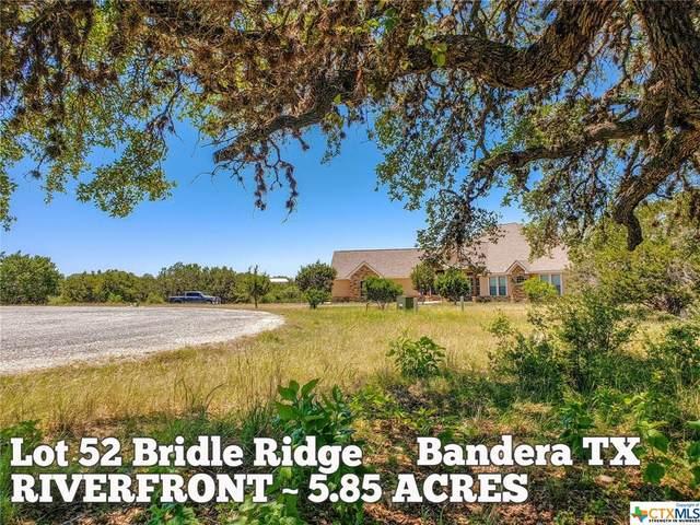 Lot 52 Bridle Ridge, Bandera, TX 78003 (#412272) :: Realty Executives - Town & Country