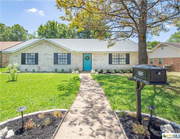 2113 Stagecoach Trail, Temple, TX 76502 (#412276) :: First Texas Brokerage Company