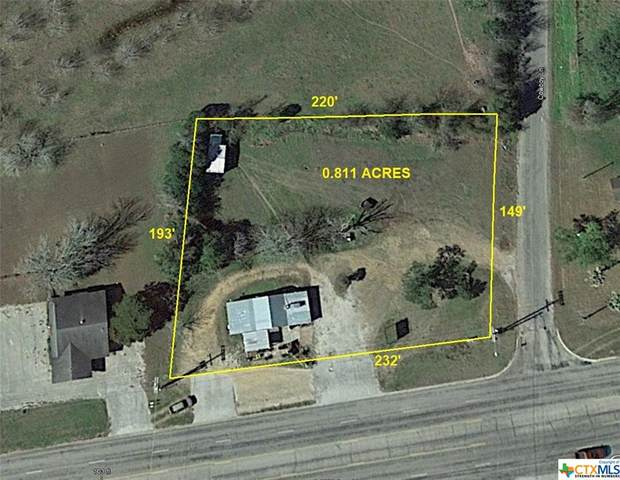 202 S Us 77A Highway, Yoakum, TX 77995 (#412281) :: Realty Executives - Town & Country