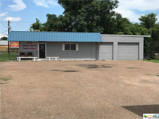 1405 SW Moody Street, Victoria, TX 77901 (#412300) :: Realty Executives - Town & Country