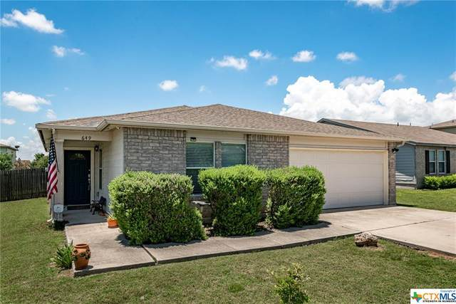 649 Crosspoint Drive, New Braunfels, TX 78130 (MLS #412311) :: RE/MAX Land & Homes