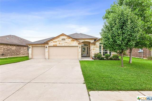 1307 Starlight Drive, Temple, TX 76502 (MLS #412315) :: Berkshire Hathaway HomeServices Don Johnson, REALTORS®