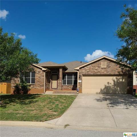 2611 Fala Drive, Harker Heights, TX 76548 (MLS #412325) :: Kopecky Group at RE/MAX Land & Homes