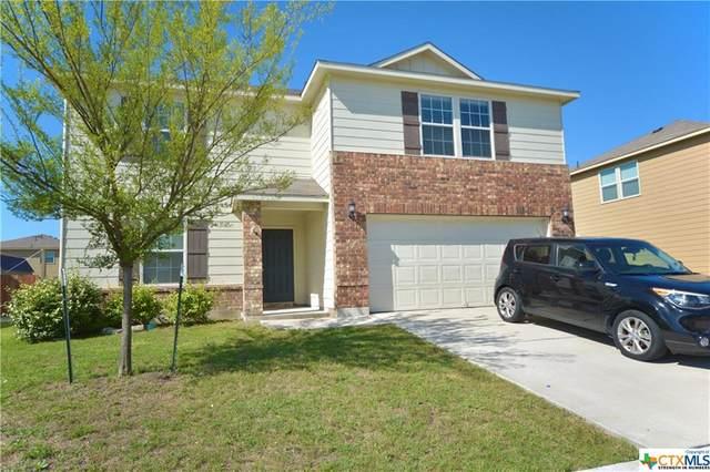 308 E Orion Drive, Killeen, TX 76542 (MLS #412335) :: RE/MAX Land & Homes