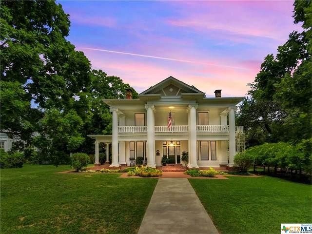 711 W San Antonio Street, San Marcos, TX 78666 (MLS #412413) :: Kopecky Group at RE/MAX Land & Homes