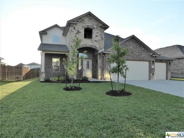 1130 Iron Glen Drive, Temple, TX 76502 (#412440) :: First Texas Brokerage Company