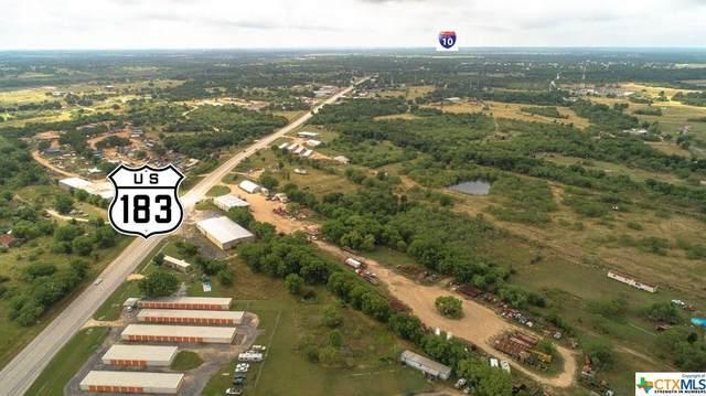 1629 N Magnolia Avenue, Luling, TX 78648 (MLS #412452) :: Kopecky Group at RE/MAX Land & Homes