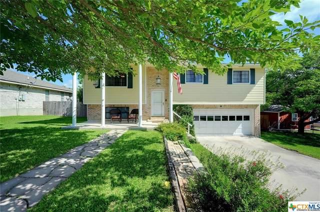 1505 W Avenue B, Lampasas, TX 76550 (MLS #412453) :: Kopecky Group at RE/MAX Land & Homes