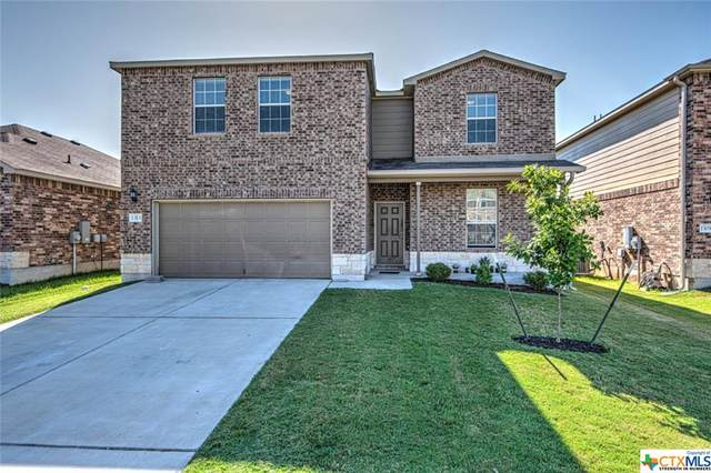1313 Cozy Creek Drive, Temple, TX 76502 (#412457) :: First Texas Brokerage Company