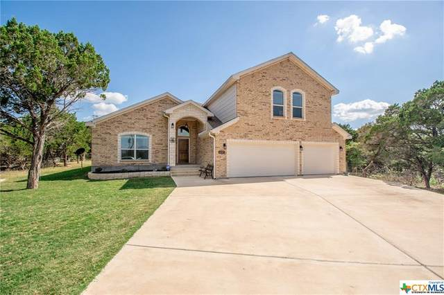 16017 Toby Court, Temple, TX 76502 (MLS #412502) :: Brautigan Realty