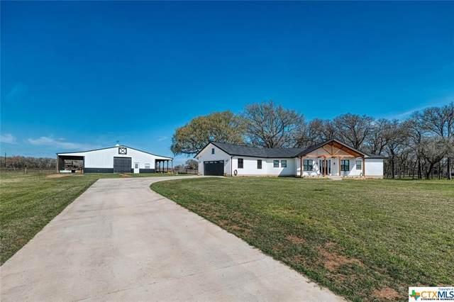 114 Fawn Hollow, Elgin, TX 78621 (MLS #412551) :: Kopecky Group at RE/MAX Land & Homes