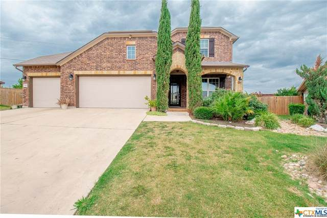 9403 Glynhill Court, Killeen, TX 76542 (#412605) :: First Texas Brokerage Company