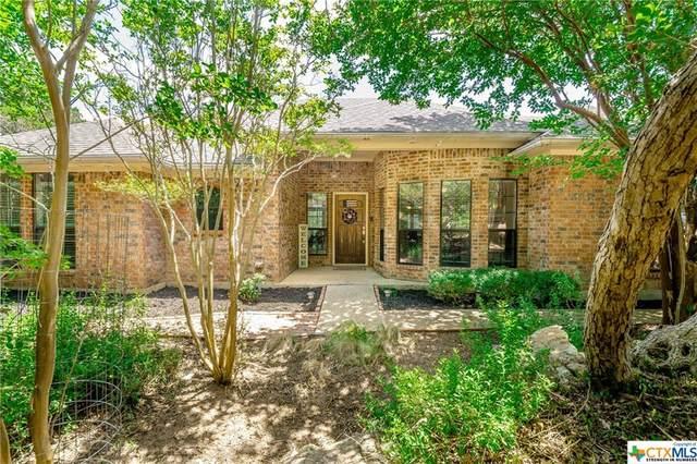16229 Charlya Drive, Temple, TX 76502 (MLS #412630) :: Brautigan Realty