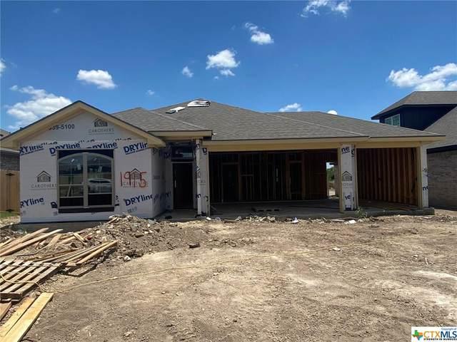 1915 Rustic Manor Drive, Temple, TX 76502 (MLS #412731) :: Brautigan Realty