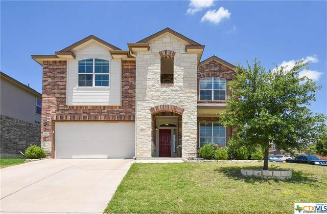 3413 Cricklewood Drive, Killeen, TX 76542 (#412782) :: All City Real Estate