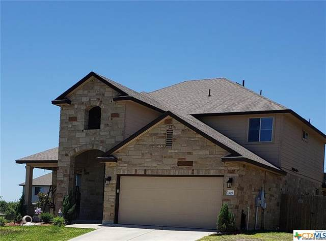 1202 Rocky Ridge Trail, Harker Heights, TX 76548 (MLS #412950) :: The Real Estate Home Team