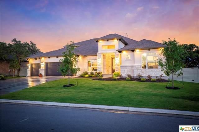 1128 Orange Blossom, New Braunfels, TX 78132 (MLS #413139) :: The Real Estate Home Team