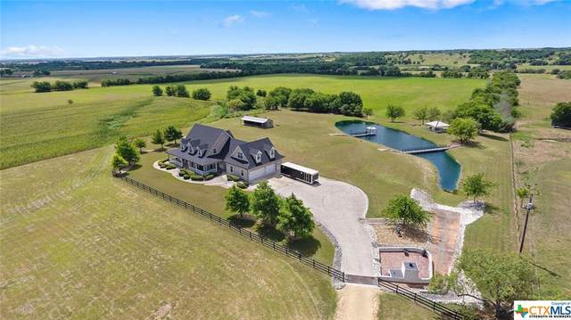 3340 County Road 425, Thorndale, TX 76577 (MLS #413306) :: RE/MAX Land & Homes