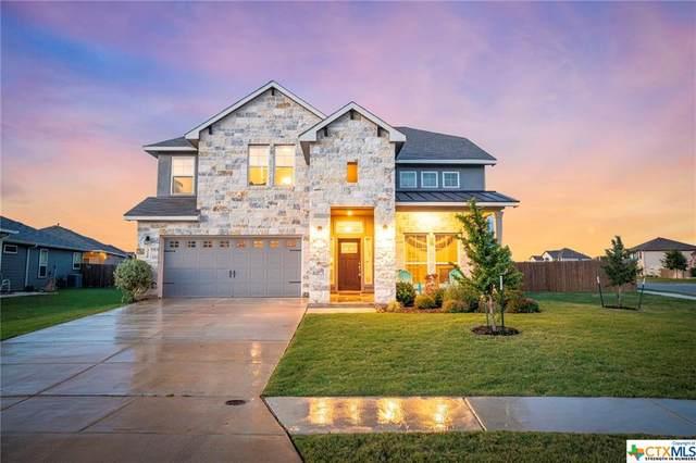320 Lillianite, New Braunfels, TX 78130 (MLS #413334) :: The Real Estate Home Team