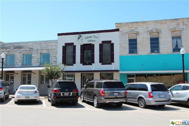 127 E Jackson Street, Burnet, TX 78611 (#413360) :: 10X Agent Real Estate Team