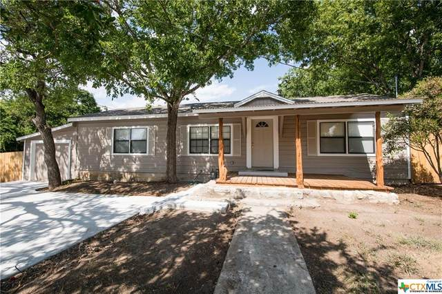 503 Georgetown Road, Lampasas, TX 76550 (MLS #413368) :: The Real Estate Home Team