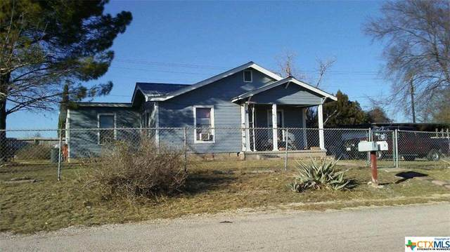 1008 W Avenue E, Lampasas, TX 76550 (MLS #413409) :: The Real Estate Home Team