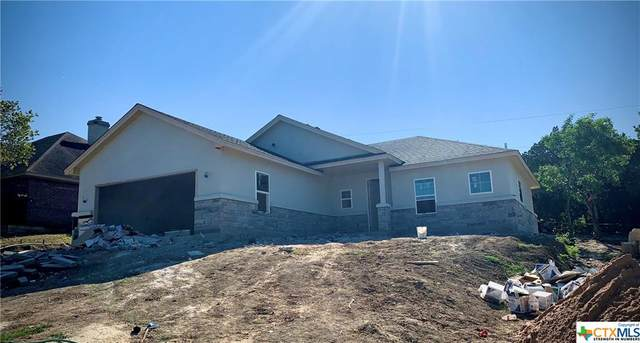 3214 Bonham Avenue, Temple, TX 76502 (MLS #413419) :: Kopecky Group at RE/MAX Land & Homes
