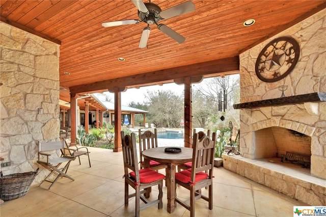 2821 Sulphur Wells Road, Salado, TX 76571 (#413472) :: First Texas Brokerage Company