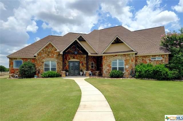121 Eagle Rock, Salado, TX 76571 (MLS #413552) :: Brautigan Realty