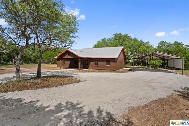 147 Grandview Court, Blanco, TX 78606 (MLS #413566) :: Berkshire Hathaway HomeServices Don Johnson, REALTORS®