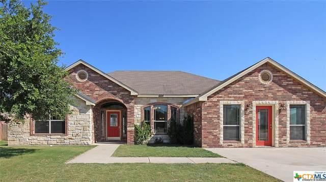 604 Curtis Drive, Killeen, TX 76542 (MLS #413571) :: The Zaplac Group
