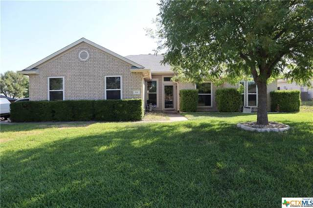 614 Hogan Drive, Harker Heights, TX 76548 (#413597) :: All City Real Estate