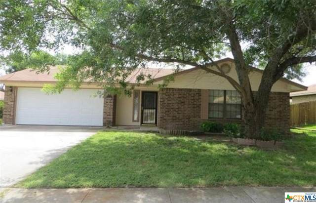 1810 Gautier Avenue, Killeen, TX 76549 (#413602) :: All City Real Estate