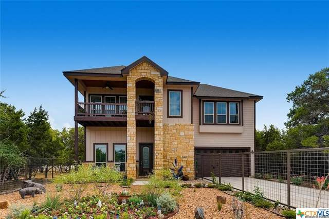 618 Wagon Wheel Drive, Canyon Lake, TX 78133 (#413652) :: All City Real Estate