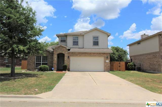 815 Mustang Trail, Harker Heights, TX 76548 (#413690) :: All City Real Estate