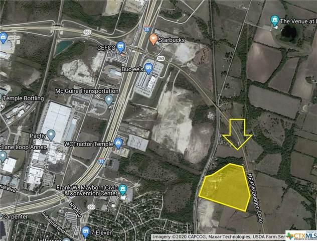 0000 Tbd Hk Dodgen Loop Road, Temple, TX 76501 (MLS #413692) :: The Myles Group