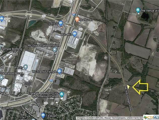TBD H K Dodgen Loop, Temple, TX 76501 (MLS #413695) :: The Myles Group