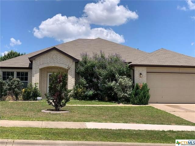 6001 Graphite Drive, Killeen, TX 76542 (MLS #413724) :: Vista Real Estate