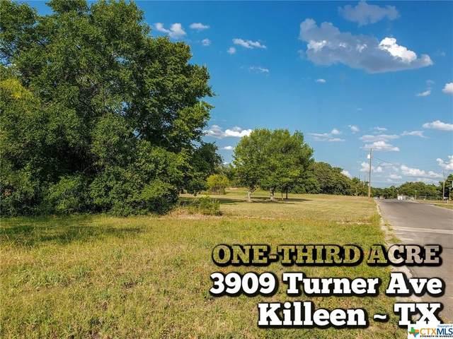 3909 Turner Avenue, Killeen, TX 76543 (MLS #413749) :: The Real Estate Home Team