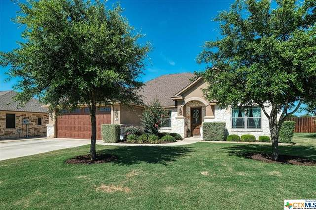 148 Walter Way, Jarrell, TX 76537 (#413826) :: All City Real Estate