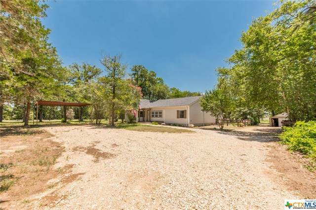 13951 E Highway 90, Kingsbury, TX 78638 (MLS #413879) :: Brautigan Realty