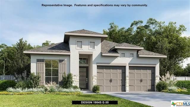749 Blue Oak Boulevard, San Marcos, TX 78666 (#413891) :: All City Real Estate